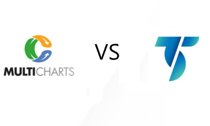 TradeStation VS Multicharts